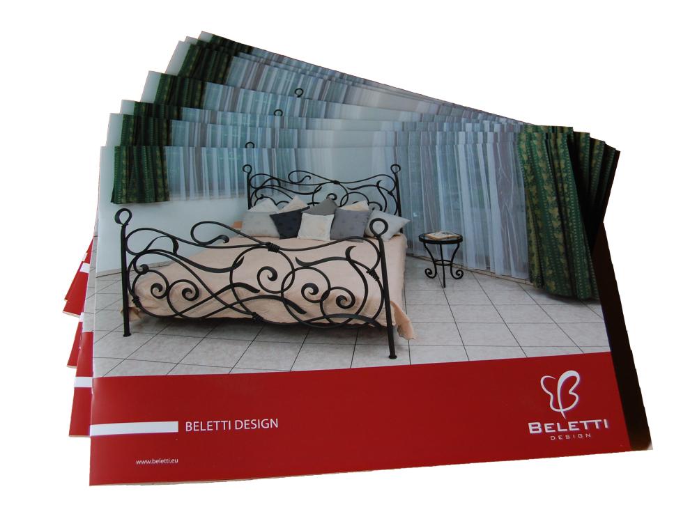 Katalog anfordern beletti design for Katalog anfordern